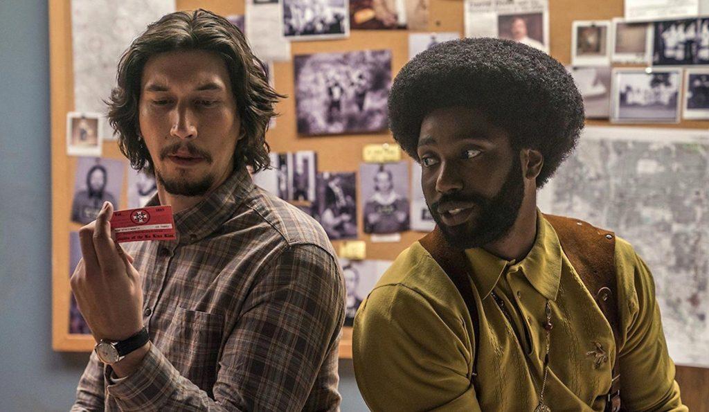 Uliving - Melhores Filmes de 2018 - BlacKKKsman