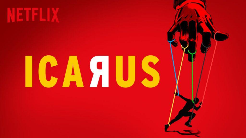 Uliving - Documentarios Mais Polemicos da Netflix - Icarus