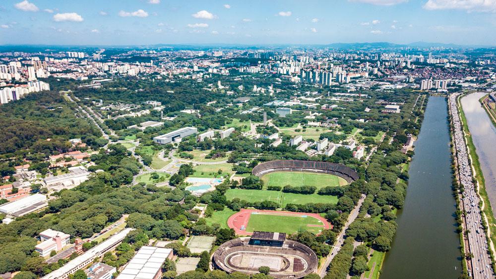 Uliving - USP Universidade de São Paulo - Melhores Universidades da América Latina