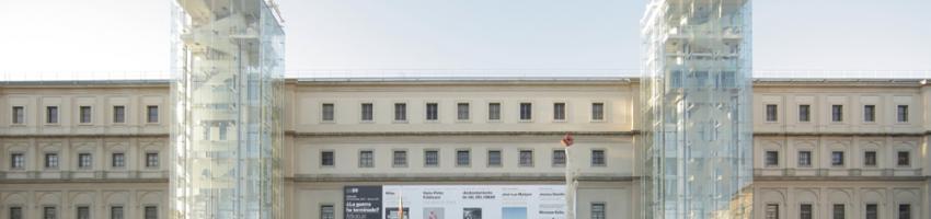 museu de arte reina sofia, madri, espanha