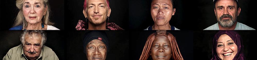 """""""Humanos"""" traz uma série de depoimentos de diversas pessoas diferentes."""