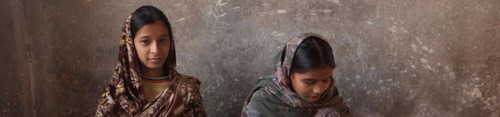 Ainda hoje, a menstruação é um tabu na Índia.