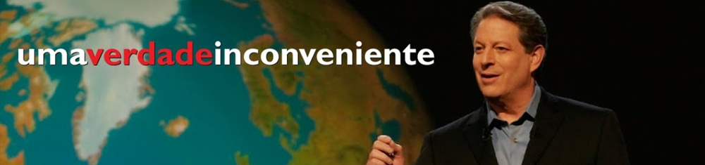 """Al Gore em """"Uma Verdade Incoveniente"""", um dos documentários mais assistidos da história."""