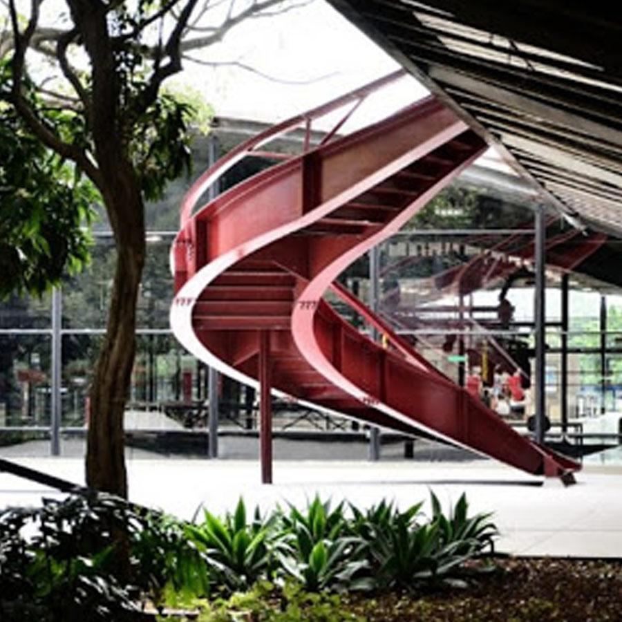 Moradia estudandil Uliving próxima ao Centro Cultural de São Paulo