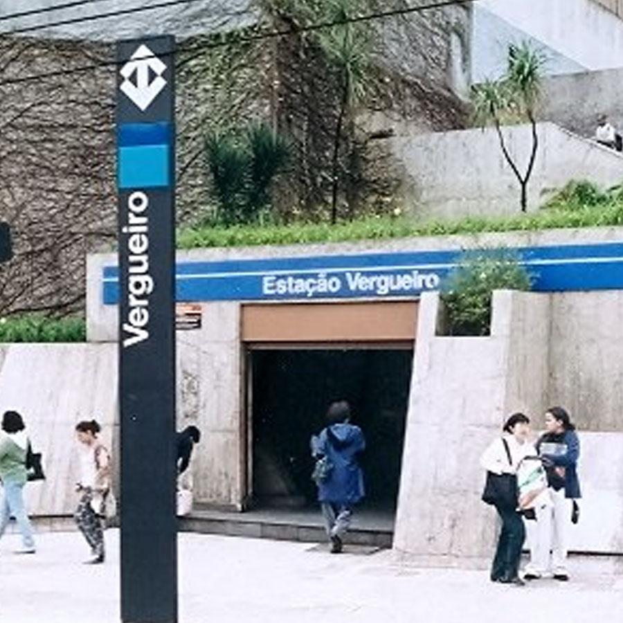 Moradia estudandil Uliving próxima a estação Vergueiro