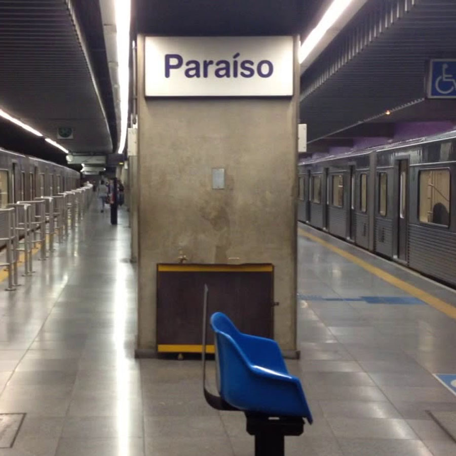 Moradia estudandil Uliving próxima ao metro Paraíso