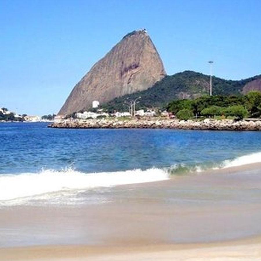 Moradia estudantil próxima à Praia do Flamengo