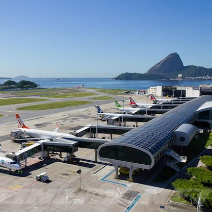 Moradia estudantil próxima ao aeroporto Rio de Janeiro